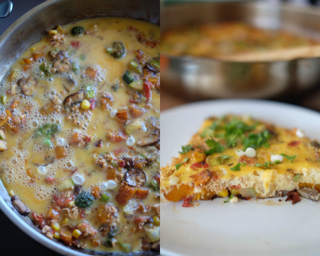 Breakfast Frittata