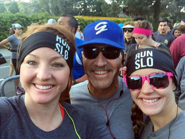 SLO Marathon - Possible Fitness Goal