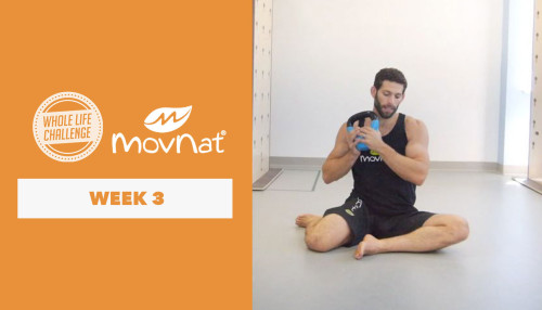 MovNat Follow Along Mobility Practice: Week 3