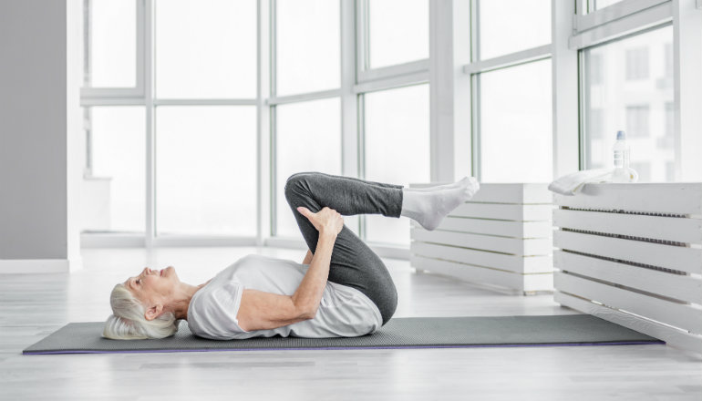 The 4 Core Exercises You Need To Be Doing After Age 40