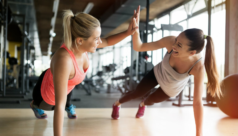 Image result for Workout buddy: