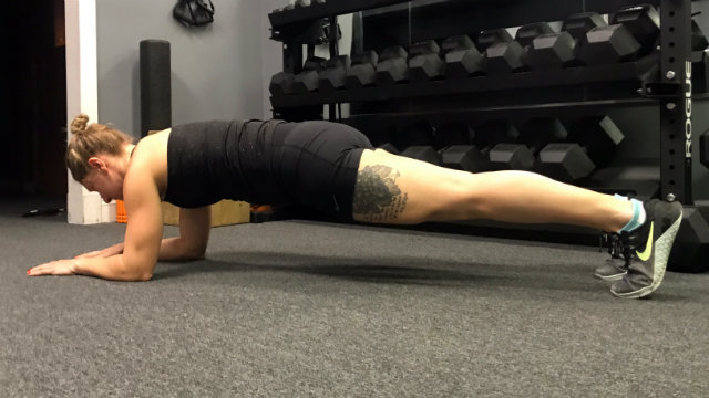 Core-Spo: How to Take Your Plank Game to the Next Level